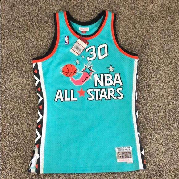 1996 nba all star jersey